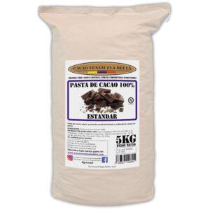 Pasta de cacao 100% - chocolate negro 100% - cacao 100%