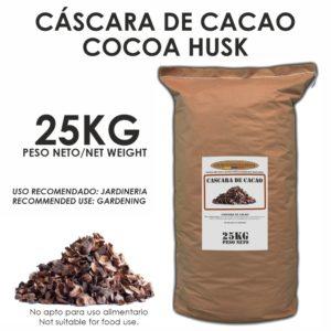 CASCARA DE CACAO